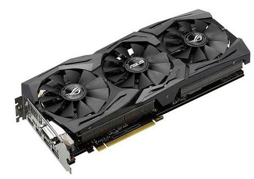 ASUS GeForce STRIX GTX 1080 A8G Grafikkarte inkl. Watch Dogs 2 für 629€ (statt 704€)