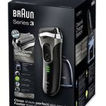 Braun Series 3 3090cc Rasierer für 79,90€ (statt 90€)