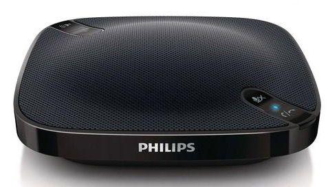 Philips WeCall Bluetooth Konferenzlautsprecher für 45,90€ (statt 65€)