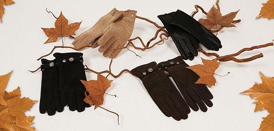 Roeckl Nubukleder Handschuhe für 26,50€ (statt 40€)
