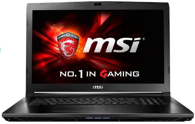 Bildschirmfoto 2016 09 22 um 11.06.34 MSI GL72 6QFi781FD   17,3 Zoll Full HD Gaming Notebook für 799€ (statt 949€)