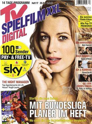 6 Monate TV Spielfilm XXL Digital für 4,95€ (statt 31€)