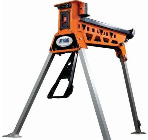 Atrox AX 61004 Jawzilla tragbares Werk  und Klemmsystem für 94,99€ (statt 123€)