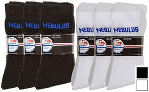 15er Pack Nebulus Sportsocken für 14,99€