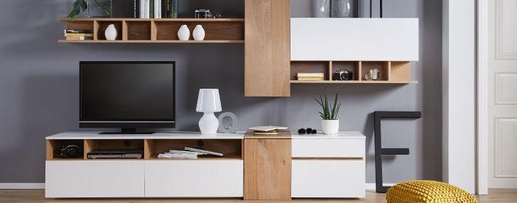20% auf Wohnwände bei Mömax   auch auf reduzierte Wände!