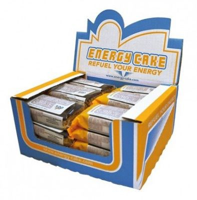 24er Pack Energy Cake Riegel für 8,60€ (statt 24€)   MHD 15.10.16