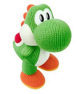 Nintendo Amiibo Mega Yarn Yoshi (28cm) ab 19€ (statt 39€)