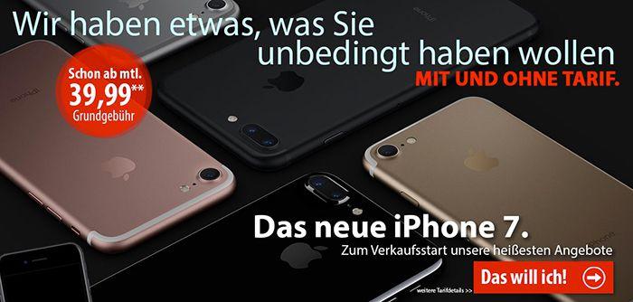 Bildschirmfoto 2016 09 23 um 15.54.38 iPhone 7 32GB oder 128GB + Vodafone Allnet Flat mit 2GB oder 3GB LTE ab 39,99€ mtl.