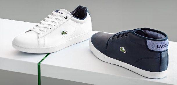 Lacoste Sneaker mit bis zu 75% Rabatt in der Zalando Lounge   z.B. Lacoste Glendon für 47€ (statt 70€)