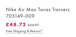 Nike Air Max Tavas Trainers Herren Sneaker für 56€ (statt 89€)