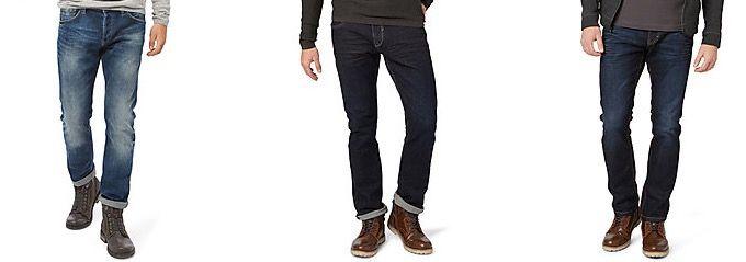 Tom Tailor mit 20% Rabatt auf alle Jeans und Hosen