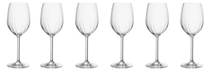 6er Set Leonardo Daily Weißweingläser für 12,49€ (statt 17€)