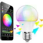 Magic Blue UU Bulb – E27 Bluetooth LED-Birne für 4,54€ (via App steuerbar)