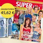 20 Ausgaben der SUPERillu mit DVD für 5,62€ dank 40€ Bargeldprämie