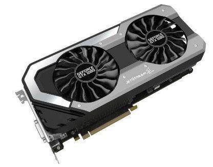 PALIT GeForce GTX 1080 JetStream 8GB für 571€ (statt 653€)   ab 16 Uhr!