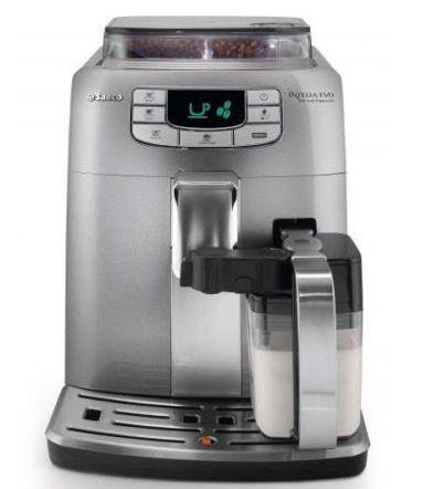 Saeco HD8753/92 Intelia Evo One Touch Cappuccino Kaffeevollautomat für 444€ (statt 596€)