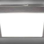 Licht-Trend LED-Deckenleuchte 30 x 30cm für 24,99€ (statt 47€)