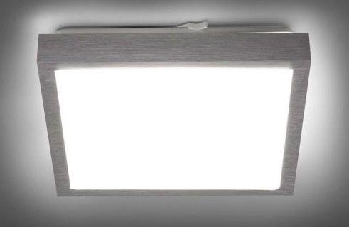Licht Trend LED Deckenleuchte 30 x 30cm für 24,99€ (statt 47€)
