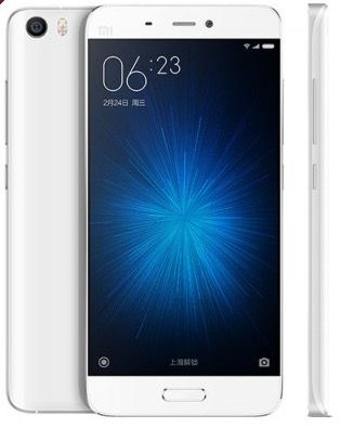 Xiaomi Mi5   5,15 Zoll Smartphone mit 64GB für 207,82€
