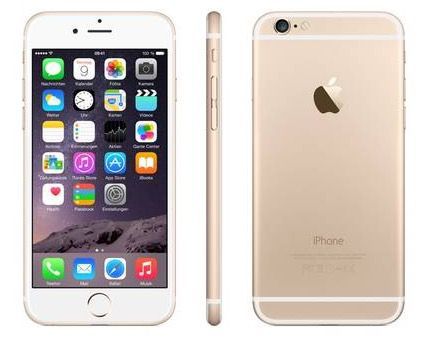 Bildschirmfoto 2016 09 28 um 10.31.31 Apple iPhone 6 Plus 16GB Gold für 519,99€