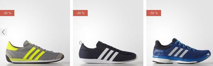 adidas Black Sale mit 20% Gutschein auf alles + VSK frei