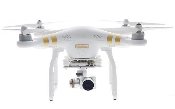 DJI Phantom 3 Professional Quadcopter mit 4k für 804,99€ (statt 888€)