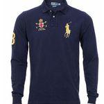 Ralph Lauren Langarm-Poloshirt für 52,90€(statt 70€)