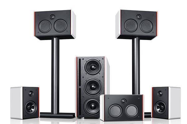 Teufel System 4 THX   5.1 Lautsprecher Set ab eff. 510,24€ (statt 730€)