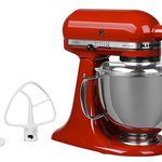 KitchenAid 5KSM150PSEER Küchenmaschine ab eff. 299,25€ (statt 399€)