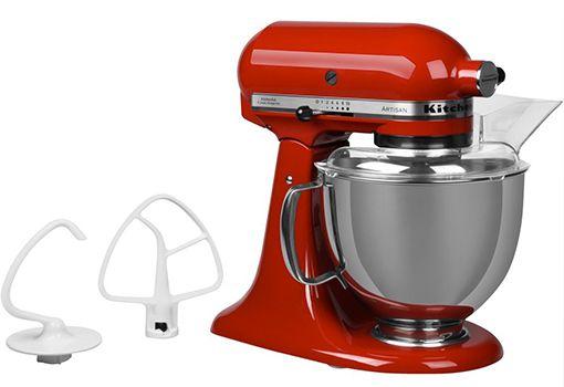 KitchenAid 5KSM150PSE Küchenmaschine für 349€ (statt 495€)   generalüberholt!