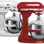 Kitchenaid 5KPM5E Heavy Duty Küchenmaschine inkl. Wasserbad ab 386,10€ (statt 515€)