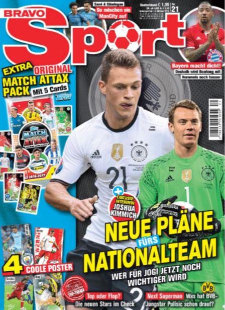26 Ausgaben BRAVO Sport für 50,70€ + 45€ Gutschein