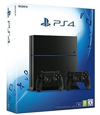 Playstation 4 Ultimate Player 1TB Edition (CUH 1216B) + 2. Controller für 279,99€ (statt 334€)