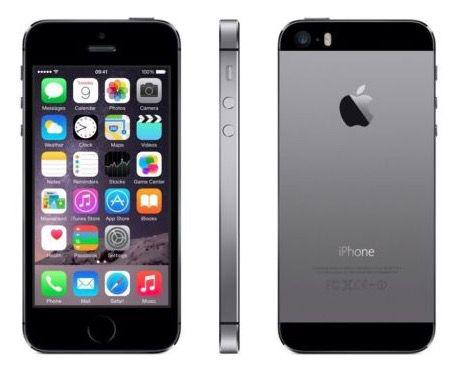 Apple iPhone 5S 32GB für 199,95€ (statt 360€)   B Ware