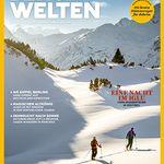 3 Ausgaben Bergwelten für 9,90€ + gratis Wanderbesteck (Wert 10€)