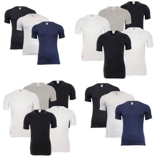 6er Pack Pierre Cardin Herren T Shirts für 24,99€
