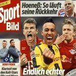 Sport Bild Jahresabo für effektiv 34,65€ dank 75€ Gutschein Prämie