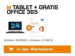 Bildschirmfoto 2016 12 01 um 12.00.39 TrekStor SurfTab duo W1   10 Zoll Windows Tablet + Office 365 für 159,30€ (statt 204€)