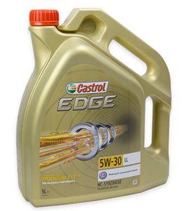 5 Liter Castrol EDGE Titanium FST LL 5W 30 für 30,59€ (statt 39€)