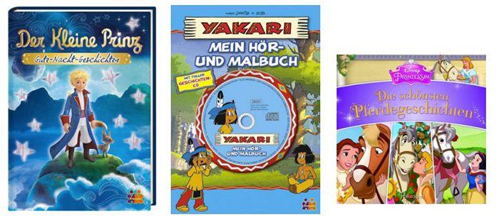 Kinderbücher Sale + VSK frei bei Thalia   z.B. Disney Prinzessin   Die schönsten Pferdegeschichten für 4€ (statt 8€)