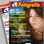 2 Ausgaben c't Digitale Fotografie für effektiv 3,70€