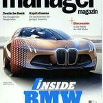 13 Ausgaben Manager Magazin für effektiv 39,40€
