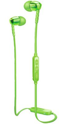 Philips Bluetooth Kopfhörer SHB5900 in Grün für 38€ (statt 58€)