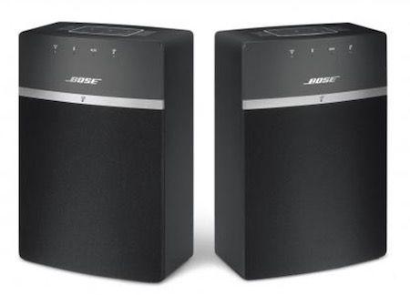 2er Pack Bose SoundTouch 10 Multiroom Lautsprecher für 289€ (statt 345€)