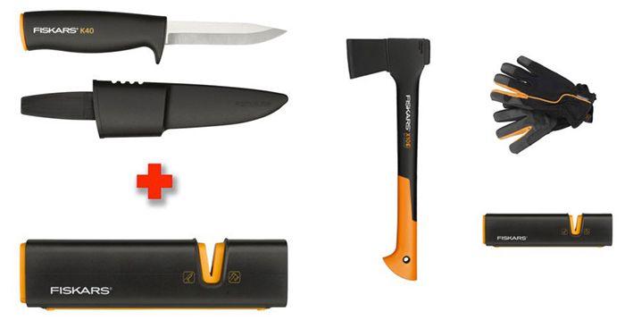 Fiskars Sale (Messer, Scheren & Äxte) bei eBay mit bis zu 45% Rabatt + weitere 15%