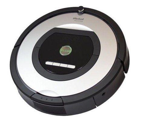 iRobot Roomba 774 Saugroboter mit Funkfernbedienung für 299,90€ (statt 399€)