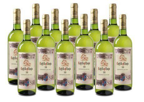 12 Flaschen Castillo Alfonso XIII Sauvignon Blanc für 29€