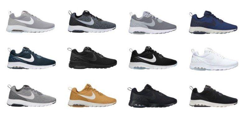 50€ Rabatt auf Nike Air Max Motion Sneaker + VSK frei