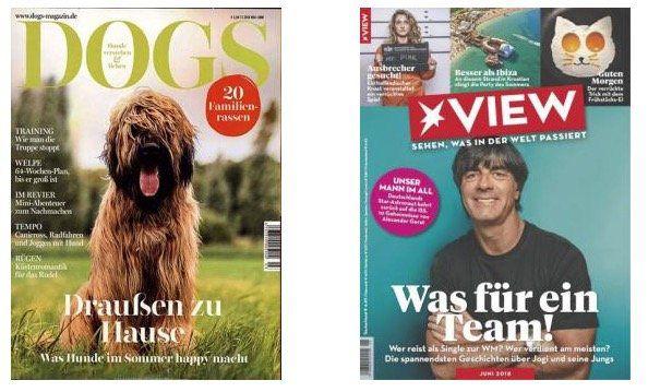 Große Zeitschriften Abo Sommerkampagne   Jahresabos mit bis zu 80€ Gutschein als Prämie