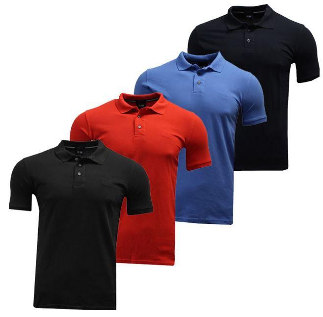 Boss Herren Polos Hugo Boss Ferrara   Herren Poloshirt für je nur 31,41€